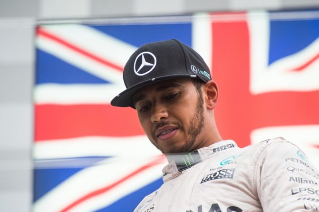 June 9-12, 2016: Canadian Grand Prix. Lewis Hamilton (GBR), Mercedes