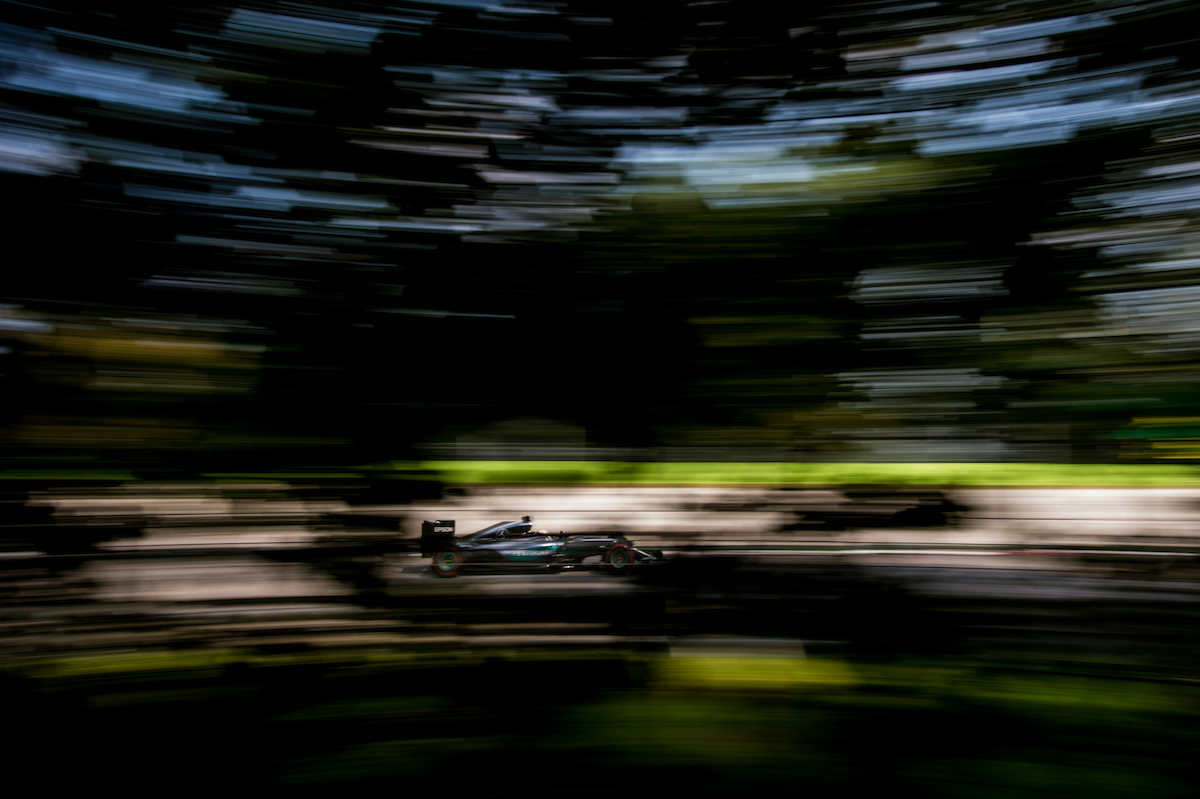 September 3, 2016: Lewis Hamilton (GBR), Mercedes , Italian Grand Prix at Monza