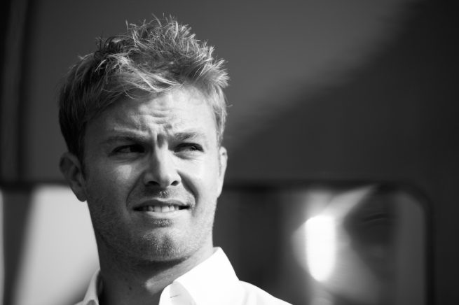 September 3, 2016: Nico Rosberg  (GER), Mercedes , Italian Grand Prix at Monza