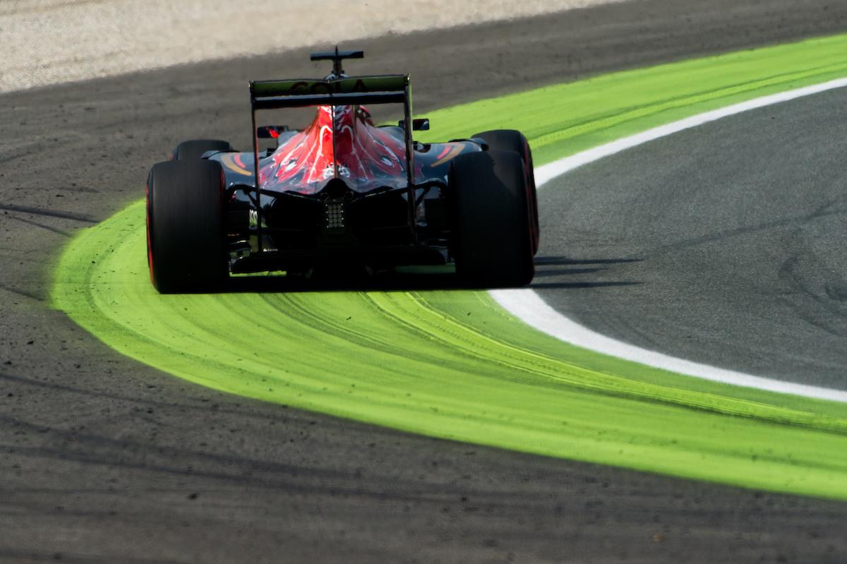 September 2, 2016: Daniil Kvyat, (RUS), Scuderia Toro Rosso , Italian Grand Prix at Monza